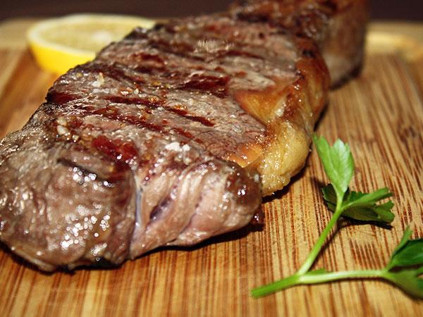Carne maturada